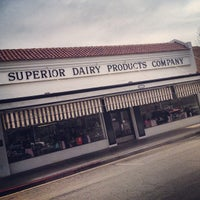 Photo taken at Superior Dairy Company by Ben P. on 2/16/2013