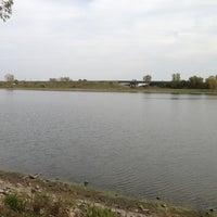 Photo taken at Lake Petocka by Marc F. on 9/28/2012