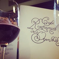 4/25/2013にTara S.がRestaurant de l'Ogenblikで撮った写真