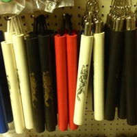 Photo taken at Continental Sporting Goods and Martial Arts Supplies by Tubby T. on 10/15/2012