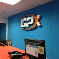 Photo taken at CPX by andrea q. on 5/22/2013