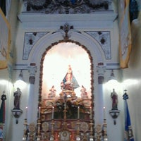Photo taken at Sanctuary of Our Lady of Penha de France by Anderson C. on 4/15/2013