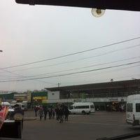 Снимок сделан в Автостанция «Выхино» пользователем Кristina V. 11/24/2012