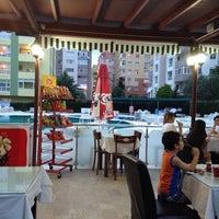 Photo taken at Yaşamkent Havuz Cafe by Gülbüke K. on 5/29/2014