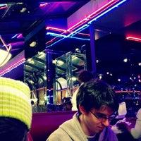Photo taken at Metro Cafe Diner by Sukebe on 3/15/2013