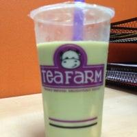 Photo taken at Teafarm by Cris P. on 6/25/2013