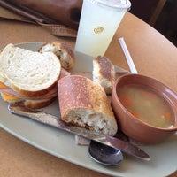 Photo taken at Panera Bread by Christina R. on 3/30/2014