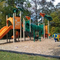 Photo taken at Daffodil Playground by Abby G. on 10/1/2013