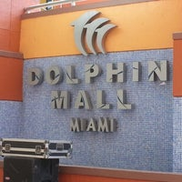 Photo taken at Dolphin Mall by Isaac A. on 2/11/2013