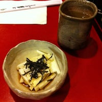 Photo taken at Norikonoko Japanese Restaurant by Words and Nosh on 11/9/2012