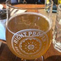 Das Foto wurde bei Right Proper Brewing Company von Jeff B. am 8/8/2018 aufgenommen