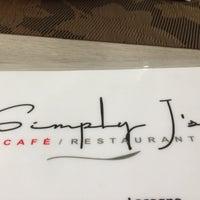 Photo taken at Simply J's Café & Restaurant by Edz H. on 2/15/2013