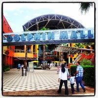 Photo taken at Dolphin Mall by Pablo F. on 4/22/2013