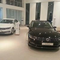 Photo taken at Volkswagen Fatih Otomotiv Ünye by A.Burak on 1/16/2015
