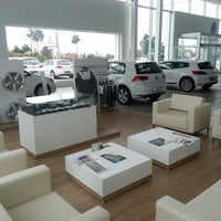 Photo taken at Volkswagen Fatih Otomotiv Ünye by A.Burak on 10/29/2014