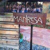 Photo taken at Manresa by Annie L. on 5/17/2013
