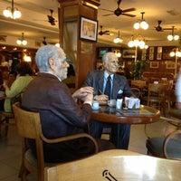 Photo taken at La Biela by Marco D. on 10/4/2012