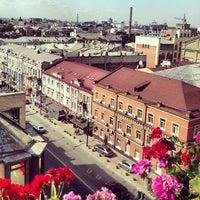 Снимок сделан в Отель «Ривьера» пользователем aleksandr K. 6/21/2013