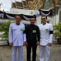 Foto tomada en Dusit Maha Prasat Throne Hall  por Nortiluz el 8/9/2017