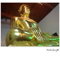 Photo taken at Wat Sao Thong Tong by Nortiluz on 8/31/2013