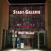 Das Foto wurde bei Stadt-Galerie Plauen von Andrey M. am 1/1/2013 aufgenommen