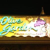 ... Photo Taken At Olive Garden By Bárbara P. On 3/24/2013 ...