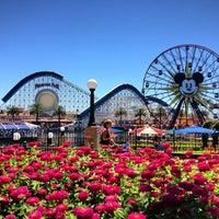 Снимок сделан в Disney California Adventure Park пользователем Kazu S. 6/26/2013