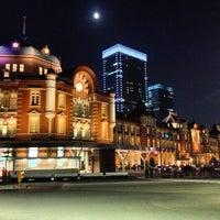 Photo taken at Tokyo Station by Kazu S. on 7/20/2013