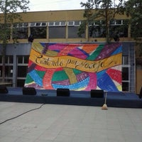 Photo taken at Colegio Institución Teresiana by Michelle V. on 10/18/2014