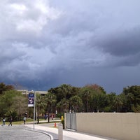 Photo taken at FIU - University Park Campus by Javier A. on 4/1/2013