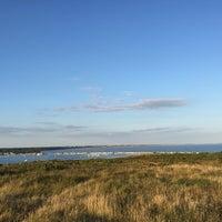 Photo taken at Hengistbury Head by iSponsor on 8/14/2016