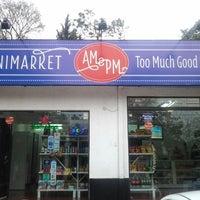 Photo taken at AM PM Minimarket by Oscar Q. on 9/7/2013