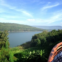 Photo taken at Lam Takong Dam by Pepo S. on 12/1/2012