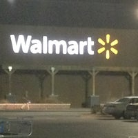 Photo taken at Walmart Supercenter by Tyler N. on 11/25/2012