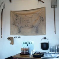 Photo taken at Pork Shoppe by phil w. on 2/27/2013
