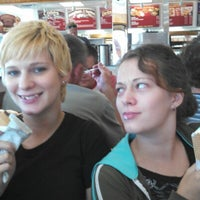 Photo taken at Braum's Ice Cream & Dairy Stores by Vince G. on 10/14/2012
