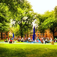 Photo taken at Yale University by Kendra G. on 6/30/2013
