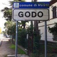 Photo taken at Godo by Fabio A. on 10/15/2013