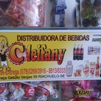 Photo taken at Distribuidora de Bebidas da Cleifany by Willams F. on 1/21/2013