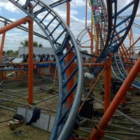 Photo taken at Central Florida Fairgrounds by Bing F. on 3/10/2013