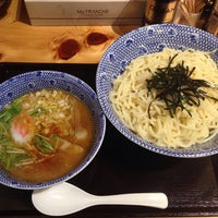Photo taken at つけそば まき野 by Wireworkes on 1/21/2014