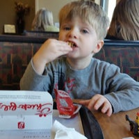 Photo taken at Chick-fil-A Quakertown by Stephanie D. on 12/27/2014