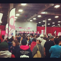 Photo taken at New Jersey Convention & Exposition Center by Kerel C. on 10/28/2012