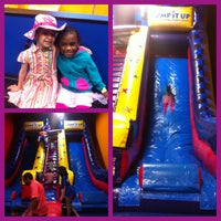 Photo taken at Pump It Up of Piscataway by Kerel C. on 5/11/2013