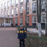 Photo taken at Гимназия № 654 им. А. Д. Фридмана by Даня В. on 3/12/2015