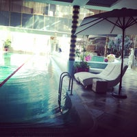 Photo taken at Grand Imperial Hotel & Spa by Екатерина Д. on 7/10/2014