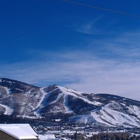 Photo taken at Steamboat Resort by Ian S. on 1/20/2013