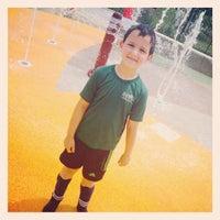 Photo taken at Manor Park by Adina L. on 6/7/2014