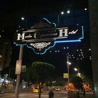 Das Foto wurde bei Merlin Copacabana Hotel von Watson K. am 3/21/2013 aufgenommen