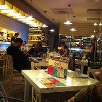 Photo taken at Kozi's - Meet 'n Eat by Giorgos G. on 11/21/2012